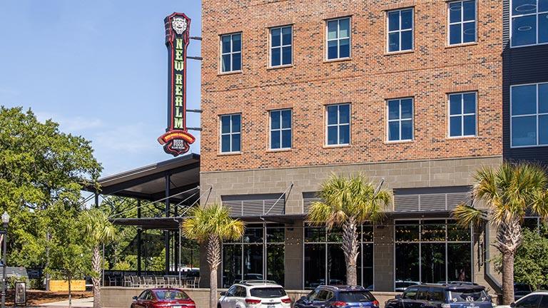 Charleston's Best Brewery and Restaurant