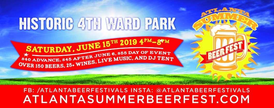 Atlanta Summer Beer Fest 2019