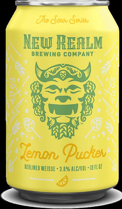 Lemon Pucker Can