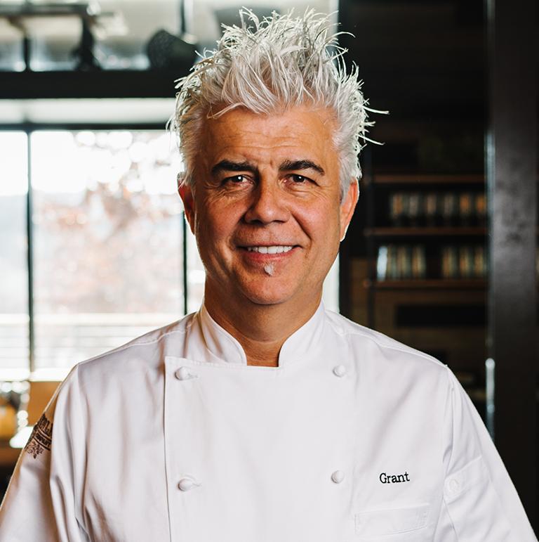 Grant M. - Executive Chef