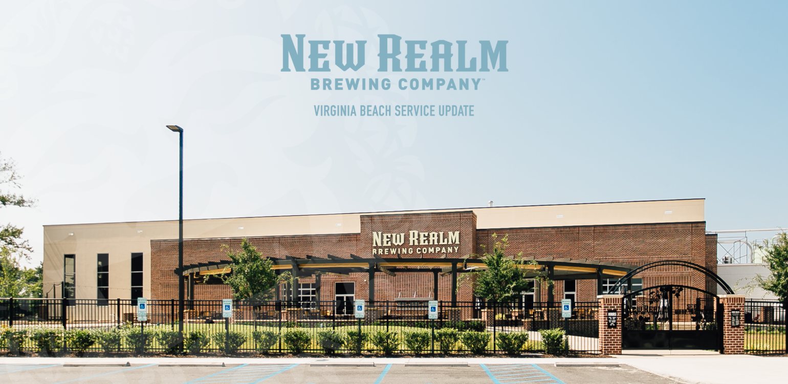 New Realm Brewing VB Service Update