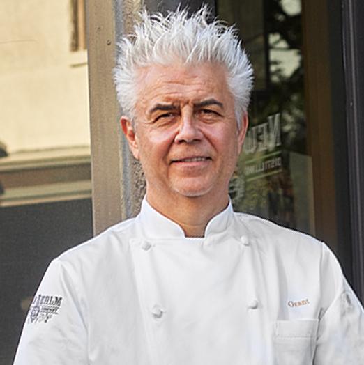Chef Grant