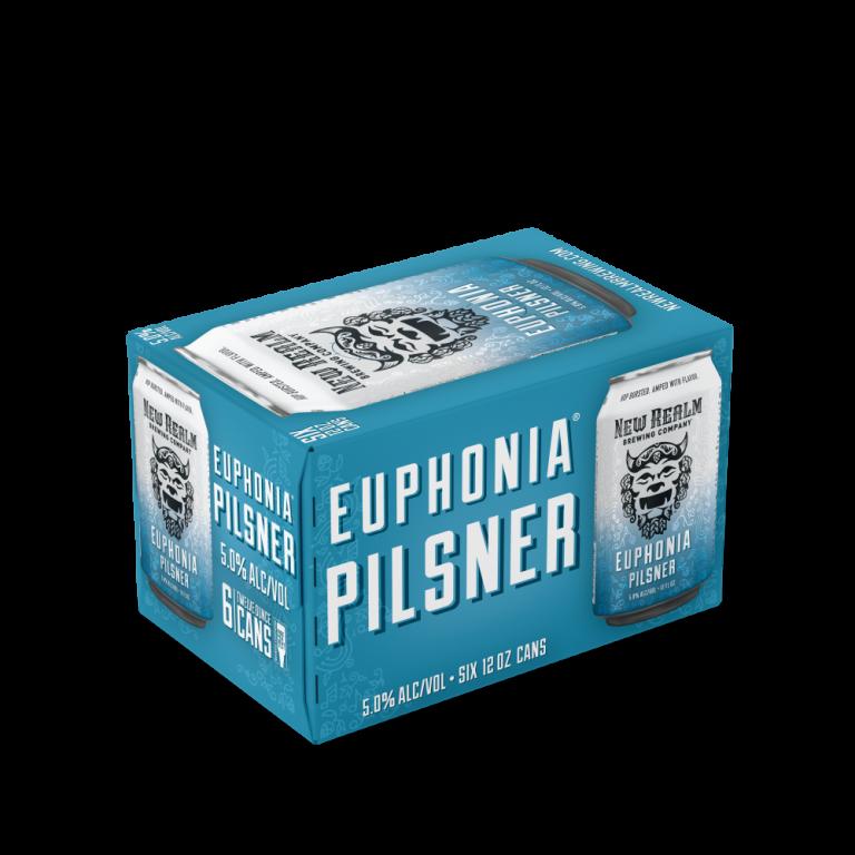 Euphonia Pilsner 6-pack