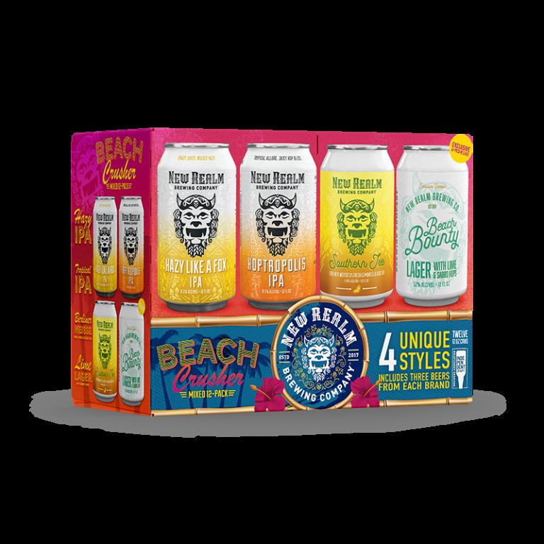Beach Crusher 12-pack