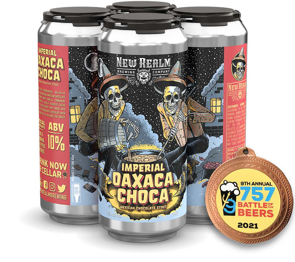 Imperial Oaxaca Choco - Mexican Chocolate Stout